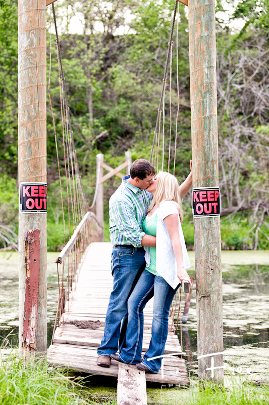 Outdoor engagement photography session at Dead Timber State Recreation Area near Scribner Nebraska.
