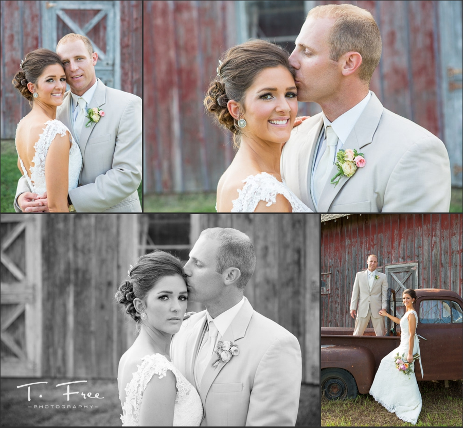 Creative images by Aurora Nebraska wedding photographer.