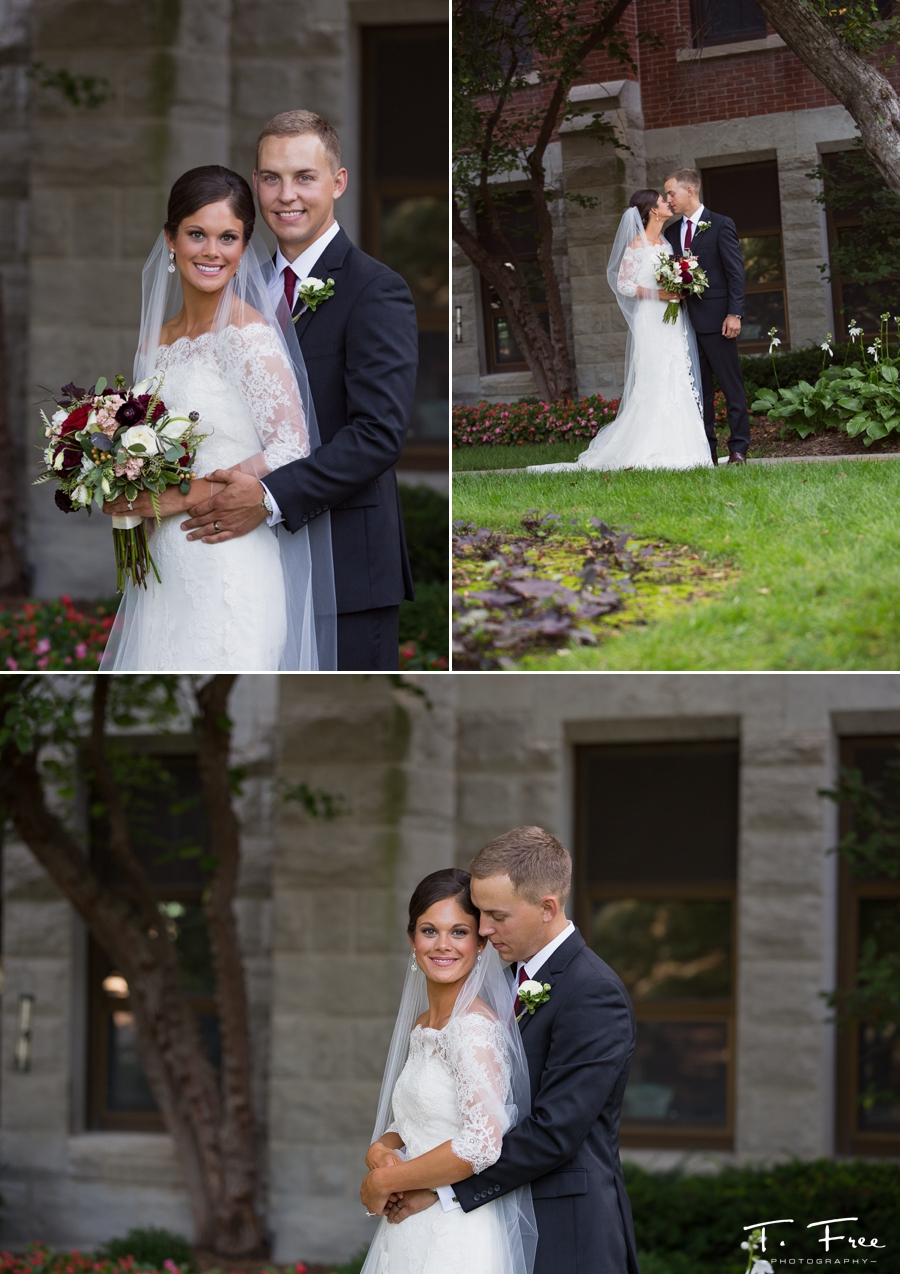 Creighton University wedding