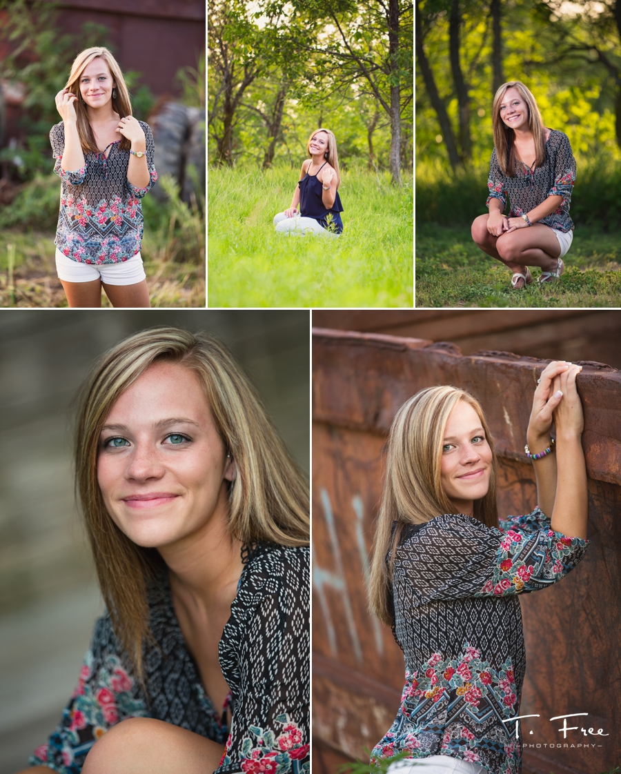 Millard North senior pictures