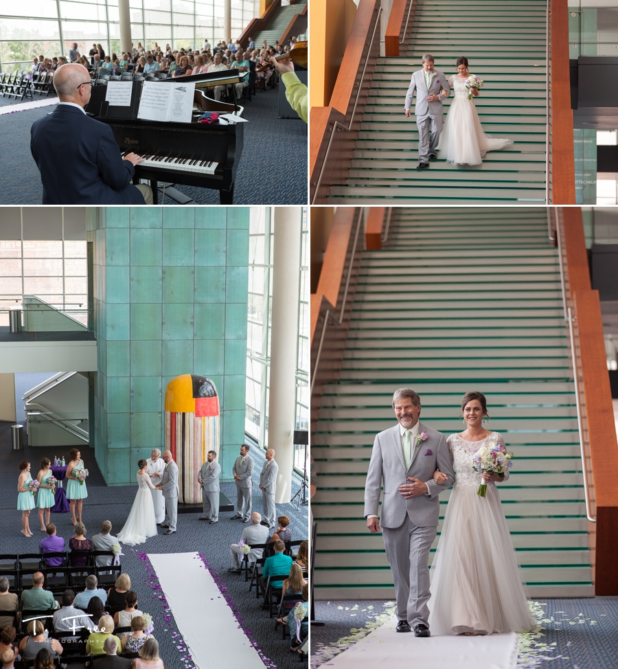 holland performing arts center wedding